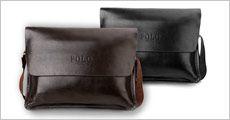 Lædertaske til mænd fra Modane, værdi kr. 1195,-