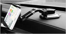Smart mobilholder til bil eller bord, inkl. fragt, værdi kr. 499,-