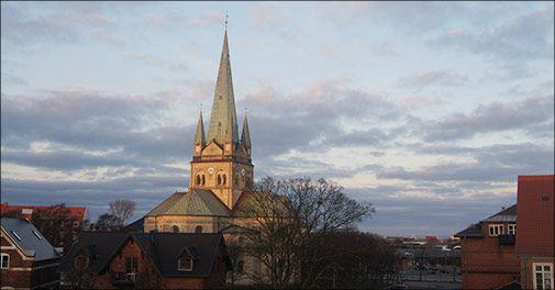 Lækkert ophold for 2 personer på populære Hotel Frederikshavn