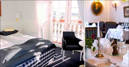 Romantisk vinterophold på Hotel Kirstine på smukke Sydsjælland
