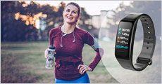 Intelligent sportsur med blodtryksmåler fra Bærbar, vælg ml. 1-2 stk, værdi op til kr. 1998,-