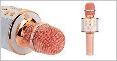 Sangstjerne Mikrofon, normalpris kr. 449,-