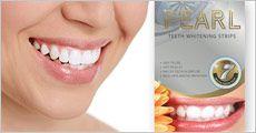 Tandblegnings strips fra DNA Shop, værdi kr. 399,-