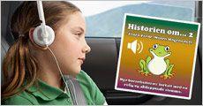 Download til Historien Om...2, en mindfulness lydbog med afslappende børnehistorier, normalpris kr. 135,-