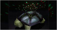 Skildpadde natlampe med lys og musik fra Try Us, værdi kr. 434,-