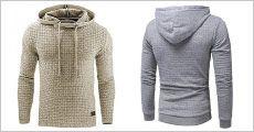 1 stk. hættetrøje til mænd fra The 99 inspirations, værdi kr. 679,-