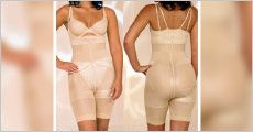 Shapewear Suit fra Unique By Chanell, værdi kr. 284,-