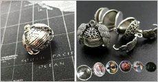 1 stk. halskæde som kan indeholde 4 billeder fra The 99 inspirations, værdi kr. 239,-