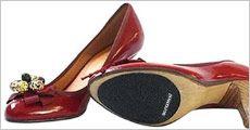 10 stk. anti-slip puder til dit fodtøj fra 4mobil, værdi kr. 298,-
