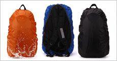 Regncover til din rygsæk fra The 99 inspirations, vælg ml. flere str., værdi kr. 239,-