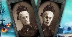 3D ghost billede fra 4mobil, vælg mellem 6 forskellige, værdi kr. 199,-