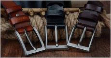 1 stk. COWATHER læderbælte fra The 99 inspirations, værdi kr. 629,-