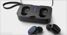 1 par trådløse in-ear høretelefoner fra The 99 inspirations, værdi kr. 739,-