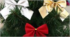36 stk. julesløjfer fra 4mobil, vælg ml. flere farver, værdi kr. 297,-