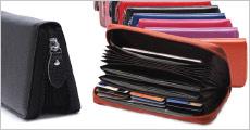 1 stk. RFID kortholder fra The 99 inspirations, vælg ml. flere farver, værdi kr. 539,-