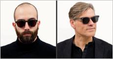 Dansk design og lækker kvalitet. Jamie Looks solbriller model Copenhagen og Dogwood, fås i flere farver. Værdi kr. 799,-