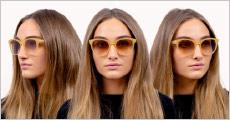 Dansk design og italiensk topkvalitet! Lækre solbriller til damer, opkaldt efter Sophia Loren. Fås i flere farver. Værdi kr. 799,-