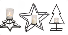 Flotte lysestager forhandlet fra Shoppio. Vælg ml. 5 modeller. Værdi op til kr. 499,-
