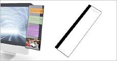 Køb et smart Memo Board - lige til at sætte på din skærm, vælg ml. 1-2 stk. Forhandlet fra Try Us, værdi op til kr. 189,-
