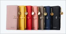 Få 1 stk. flot og moderne damepung forhandlet fra Shoppio, du kan vælge ml. flere lækre farver, normalværdi kr. 579,-