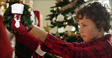 Køb 1 stk. super sød julestrømpe forhandlet fra Shoppio, vælg ml. 2 skønne motiver, værdi kr. 209,-