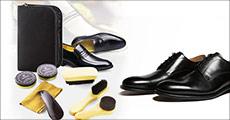 Få et lækkert pudsesæt til dine lædersko forhandlet fra Shoppio, værdi kr. 299,-