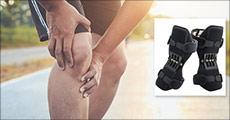 Få ekstra lindring og støtte til knæ og knæled. Du får 1 eller 2 stk. knæstøtte med fjedre, værdi op til kr. 1998,-