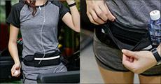 Køb 1 stk. bæltetaske fra Smileyphone, værdi kr. 199,- Den har justerbar rem og hul til dine høretelefoner m.m.