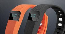Smart Fitness Tracker ur der gør hverdagen endnu smartere. Fås i flere farver. Værdi kr. 429,-