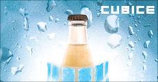 Køb 1 pk. Cubice isomslag forhandlet fra NuDeal, værdi kr. 199,-  Spar plads i fryseren med Cubice - en smart løsning der kombinerer fryseelementet og isposen.