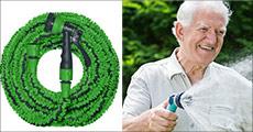 Køb 1 stk. smart haveslange fra Arbro og få haven til at blomstre, værdi kr. 349,-