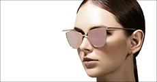 Køb 1 par solbriller med UV400 fra Unique By Chanell, værdi kr. 299,- Solbrillerne beskytter dine øjne 100% mod skadelige UV 400 stråler.