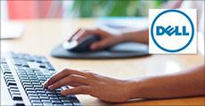 Køb 1 stk. Dell KB216 USB tastatur i sort forhandlet fra Elitecom, værdi kr. 195,-
