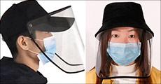 God og praktisk hvis du er ude i solen tæt blandt andre. Sort bøllehat med visir eller sort cap med visir. Værdi kr. 379,-